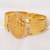 Altın Kaplama Kelepçe Yaşam Çiçeği BLZ-10