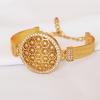 Altın Kaplama Kelepçe Yaşam Çiçeği BLZ-09